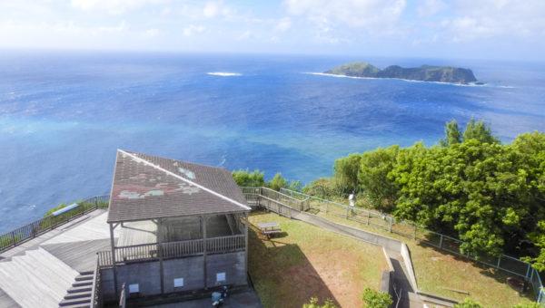 小笠原諸島父島のウェザーステーション